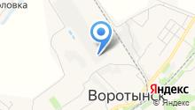 УграКерам, ЗАО на карте