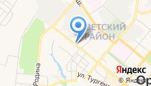 Белорусские колбасы на карте