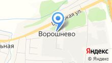 Аптека-форте на карте