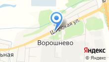 КУРСКПРОМТЕПЛИЦА, ЗАО на карте