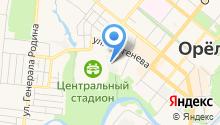 Центр автомобильного стекла на карте