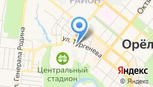 JStyle на карте