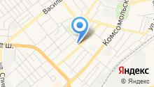 Адвокатский кабинет Гришина А.В. на карте