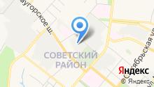PANDORA autocollection на карте