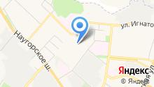 Академия Федеральной службы охраны РФ на карте
