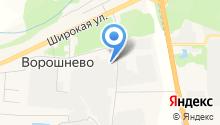 Курск фрут на карте