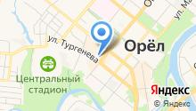 АТЕМИ-ОРЕЛ, магазин товаров для охоты на карте