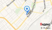 Адвокатский кабинет Жилина А.А. на карте