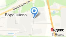 КурскАгроПродукт на карте