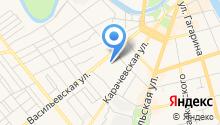 Аква-Маркет на карте