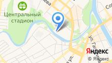 «Ретротур» на карте