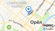 Банкомат, АКБ Московский Индустриальный банк на карте