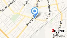 Агентство кадастровых технологий - Кадастровое агентство на карте