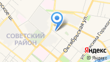 Орловская коллегия адвокатов №5 на карте