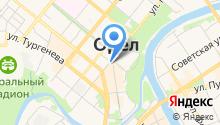 Банкомат, АКБ Связь-банк, ПАО на карте