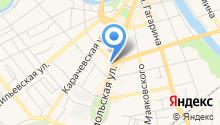 АкваТех на карте