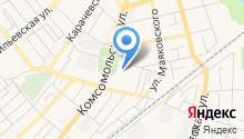 Авангард, ЗАО на карте