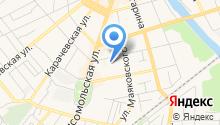 Банкомат, АКБ Авангард на карте
