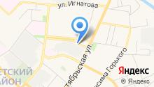 АНТИвор на карте