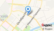 СОРАН+ на карте