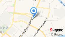 Магазин кондитерских изделий на карте
