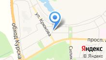 Mirax на карте