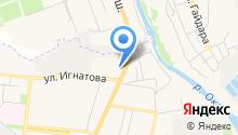 EFACTORY на карте