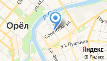 Cosmogid на карте