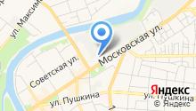 3Motion на карте