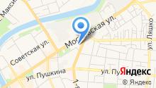 Адвокат Сенотрусов Д.Ю. на карте