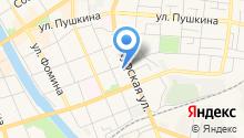 Аудит-Контакт на карте