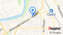 Адвокатский кабинет Карачун И.В. на карте