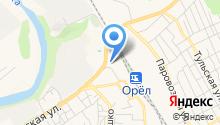 Банкомат, Минбанк, ПАО на карте