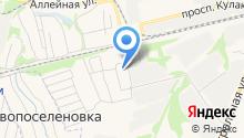 3-я Цветовская начальная общеобразовательная школа на карте