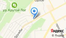 ECO Мойка на карте
