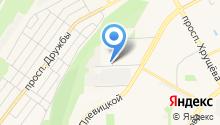 TerraSite на карте