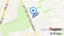 HYUNDAI на карте