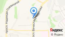Oriflame на карте