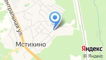 Почтовое отделение №248915 на карте