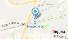 VIP-cервис на карте