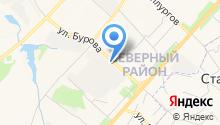 Адвокаты Сенотрусов Д.Ю. и Бологова Е.В. на карте