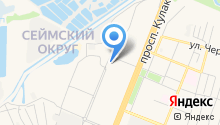 ECHOIT на карте