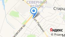 V.I.P. на карте