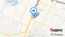 Mobi Fox на карте
