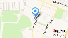 Lizya на карте