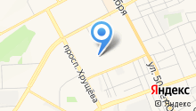 DECOR APARTMENT на карте