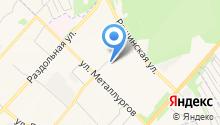 Адвокатский кабинет Кошелева Д.А. на карте