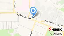 Csi-interial на карте