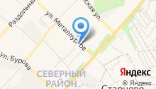 BONA на карте
