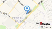 Атолл-Фарма на карте